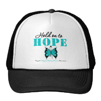 Polycystic Kidney Disease Hold On To Hope Trucker Hat