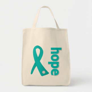 Polycystic Kidney Disease Hope Ribbon Bags