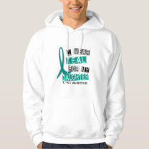 Polycystic Kidney Disease PKD Teal For Daughter 37 Hoodie