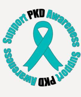 Polycystic Kidney Disease T Shirt