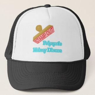 Polycystic Kidney Disease Trucker Hat