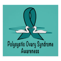 Polycystic Ovary Syndrome Awareness Poster