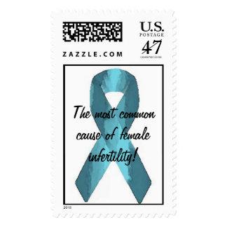 Polycystic Ovary Syndrome Stamp