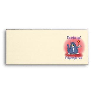 Polydactyls Rule! Envelope