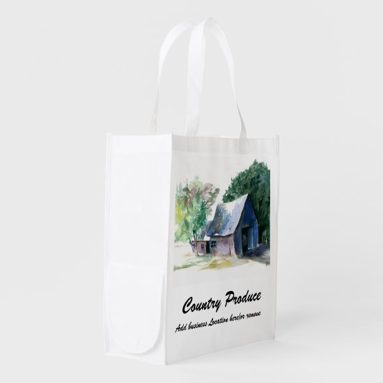 Polyester Bag - Country Produce