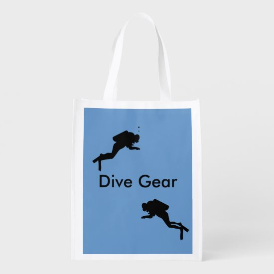 Polyester Bag - Dive Gear