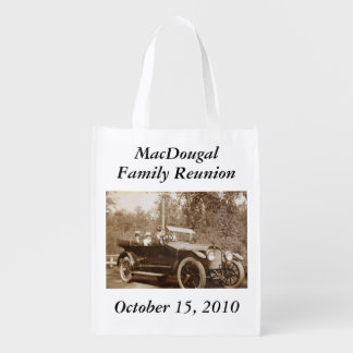 Polyester Bag - Family Reunion Market Tote