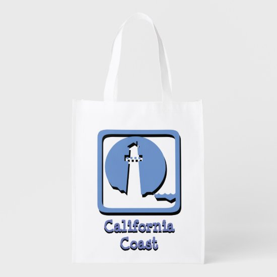Polyester Bag - Lighthouse Graphic