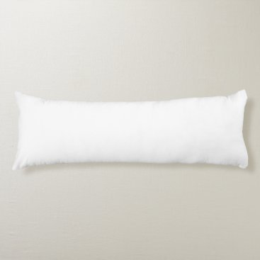 Beach Themed Polyester Body Pillow