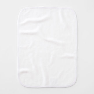 POLYESTER FLEECE BABY BURP CLOTH CUSTOMIZE