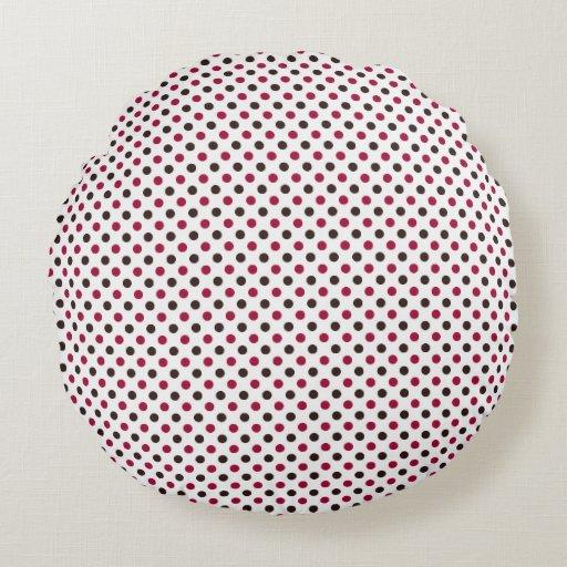Polyester Round Throw Pillow 16 Zazzle