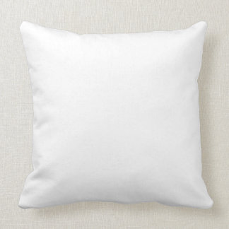 "Polyester Throw Pillow 20"" x 20"""