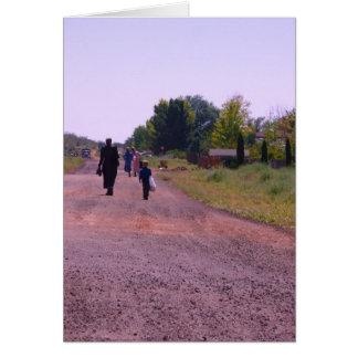 Polygamists Greeting Card