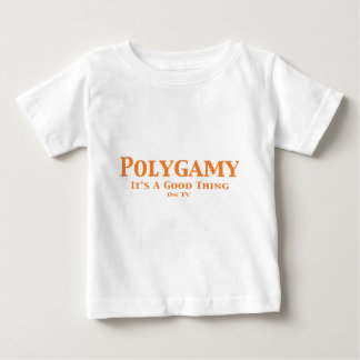 Polygamy It's A Good Thing On TV Gifts Tshirt