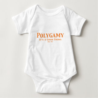 Polygamy It's A Good Thing On TV Gifts T-shirts