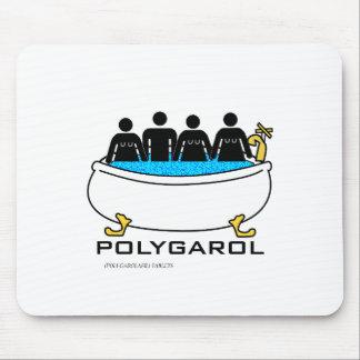 Polygarol Mouse Pad
