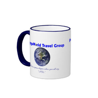 PolygaWorld Travel Group coffee mug
