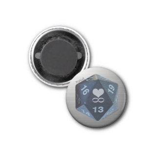 PolyGeek Magnet - Black