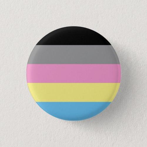 Polygender Flag Badge Button