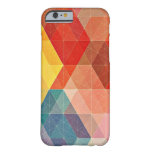 Polygon Abstract Barely There iPhone 6 Case