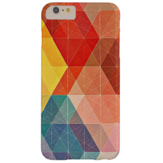 Polygon Abstract Barely There iPhone 6 Plus Case
