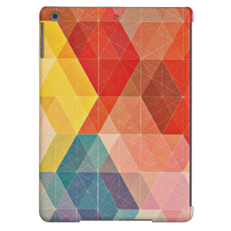 Polygon Abstract iPad Air Covers