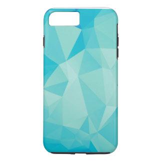 Polygon Blue iPhone 7 Plus Case
