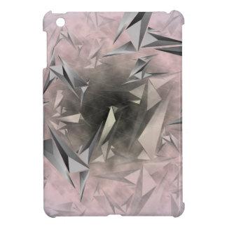 polygon design for iPad Mini case