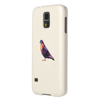 Polygon Pigeon for Galaxy S5 Barely there case. Case For Galaxy S5