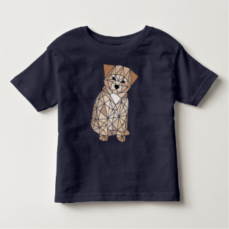 Polygon Puppy Toddler T-shirt