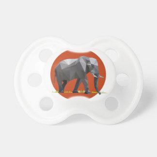 polygon trifishes graphic kind elephant