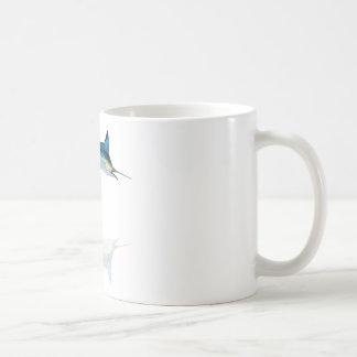 polygon trifishes graphic kind marlin coffee mug