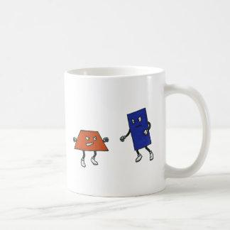 Polygon Wrestling Federation Coffee Mug