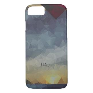 polygonal iPhone 8/7 case