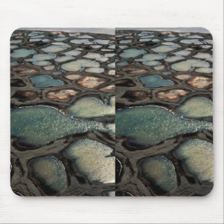 Polygons or Polygonal Ground in the Arctic Refuge Mousepad
