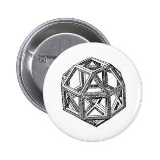 Polyhedra. Button