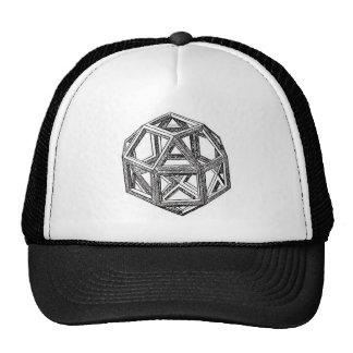 Polyhedra. Trucker Hat