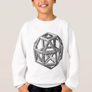 Polyhedra. Sweatshirt