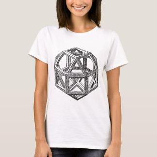 Polyhedra. T-Shirt