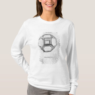 Polyhedron, from 'De Divina Proportione' T-Shirt