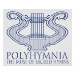 Polyhymnia Print