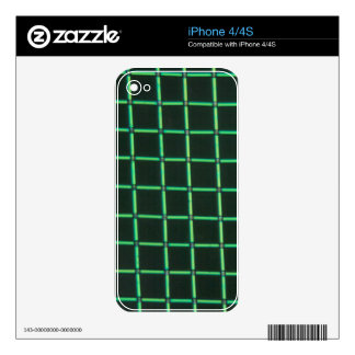 Polylactic acid under the microscope skins for the iPhone 4S