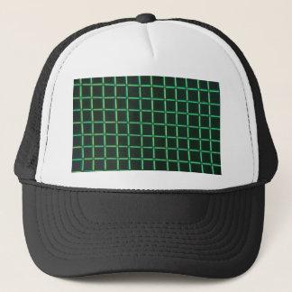 Polylactic acid under the microscope trucker hat