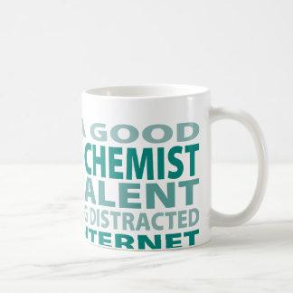 Polymer Chemist 3% Talent Coffee Mug