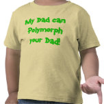 Polymorph your Dad!... from Wezl Wear T-shirts