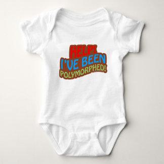 Polymorphed Baby Bodysuit