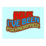 Polymorphed Post Card