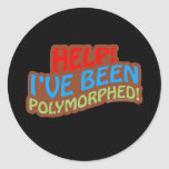 Polymorphed Stickers