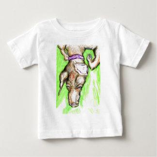 Polymorphic Canidae Nomine Sunday-Sundae Baby T-Shirt