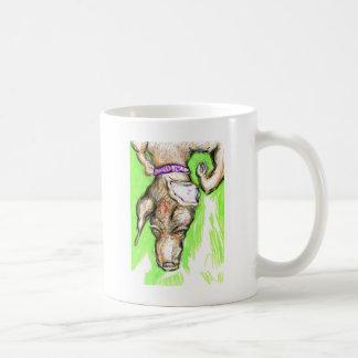Polymorphic Canidae Nomine Sunday-Sundae Classic White Coffee Mug